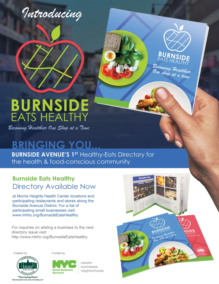 burnside eats healthy